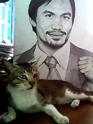 Manny Pacquiao by Cheriluz